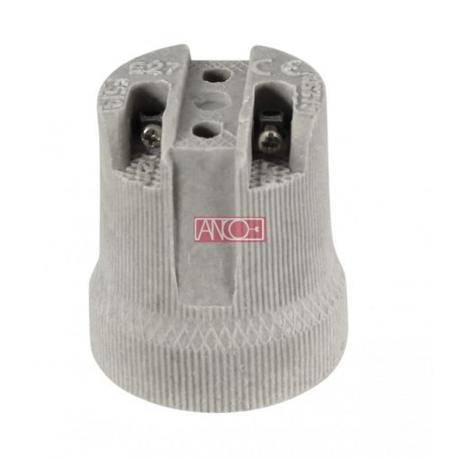 Bulb socket ceramic E27