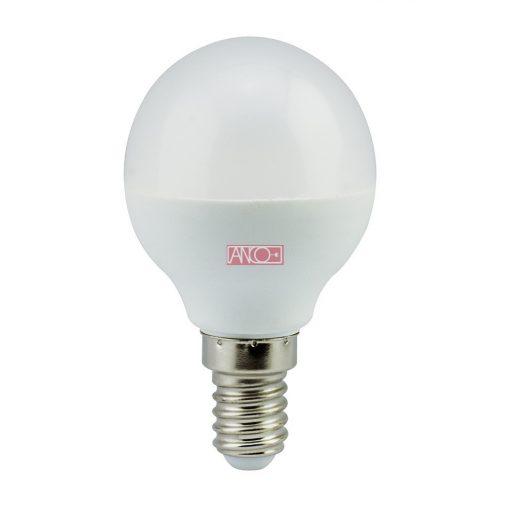 Led bulb, G45, E14, 6W,470Lm