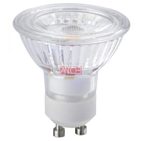 LED fényforrás, GU10,5W, COB