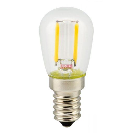 LED hűtőszekrény fényforrás, 2W E14