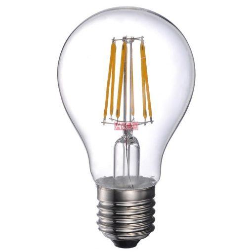 Retro LED bulb, filament, 8W, E27