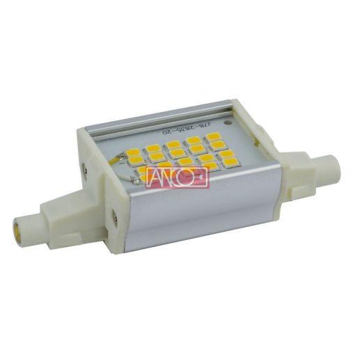 LED fényforrás 4W, R7s 78mm