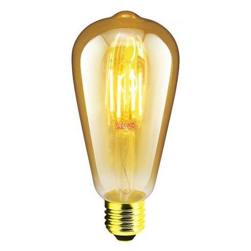 Retro LED fényforrás 4W, E27
