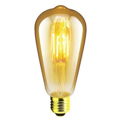 Retro LED bulb filament, 4W, E27