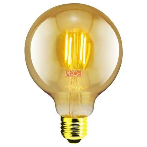 Rertro gömb LED fényforrás 4W