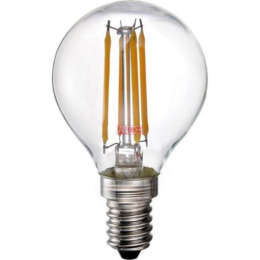 Retro LED fényforrás 4W, E14