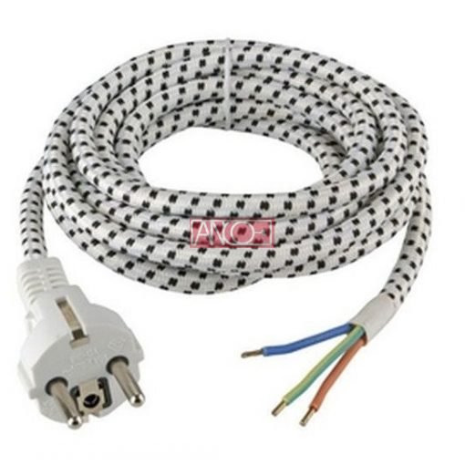 Connection cable for iron