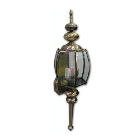 Outdoor wall lamp 3x E14, 60W, nickel