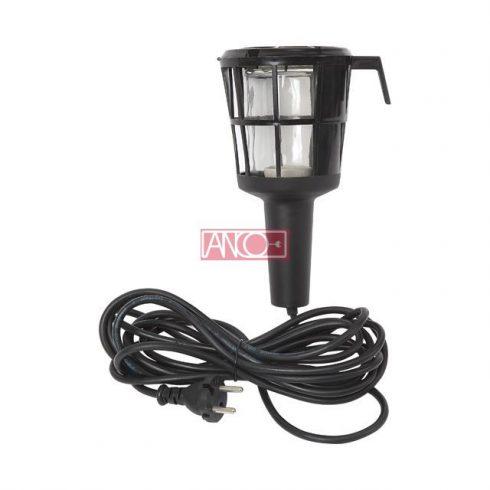 Hand lamp plastic, 60 W