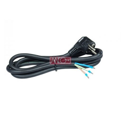 Connection rubber cable  3m, 3x1.5 mm²