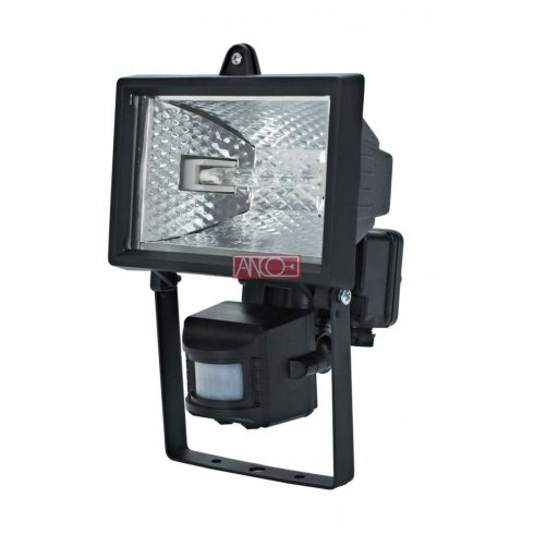 Halogen floodlight 120W, black