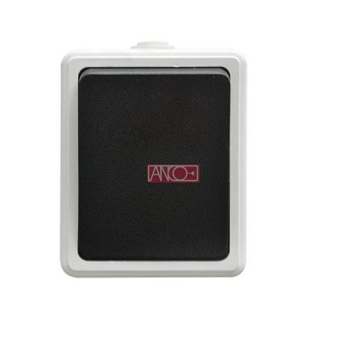 Athens change-over outdoor switch, IP54