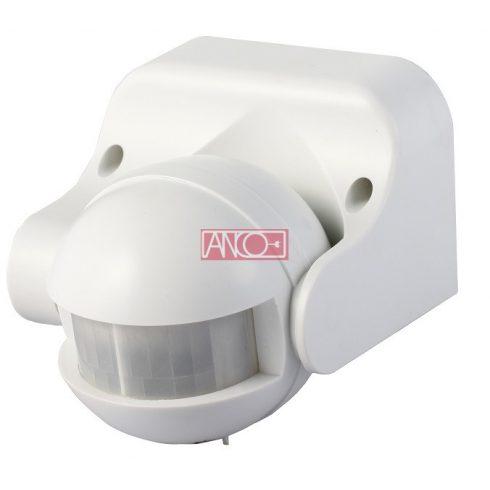 IR motion detector 180°, white