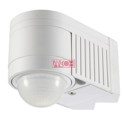 IR wall motion detector 360º, white