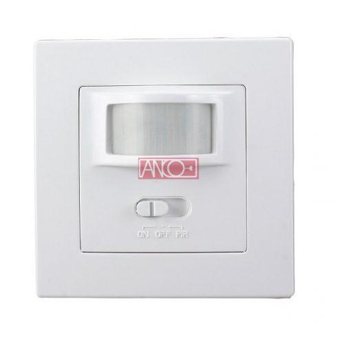 Motion detector flush-mounted, 160°