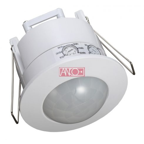 Build-in ceiling motion detector 360°