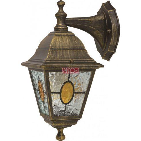 Bük Kültéri lámpa, tifany üveggel