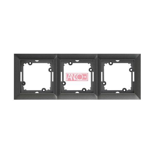 Premium 3-way horizontal frame
