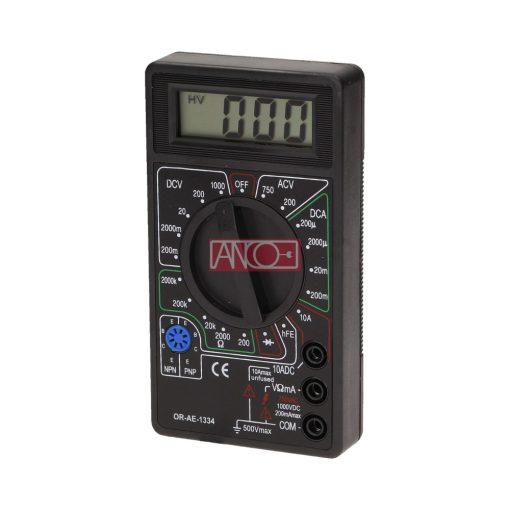 Digitális multiméter 230V