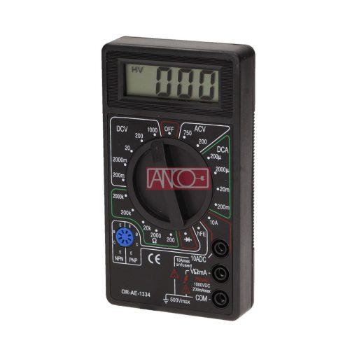 Universal digital meter