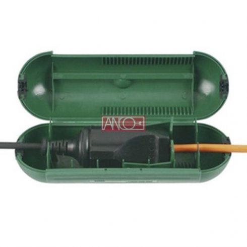 Biztosítódoboz hosszabbítóhoz, IP44