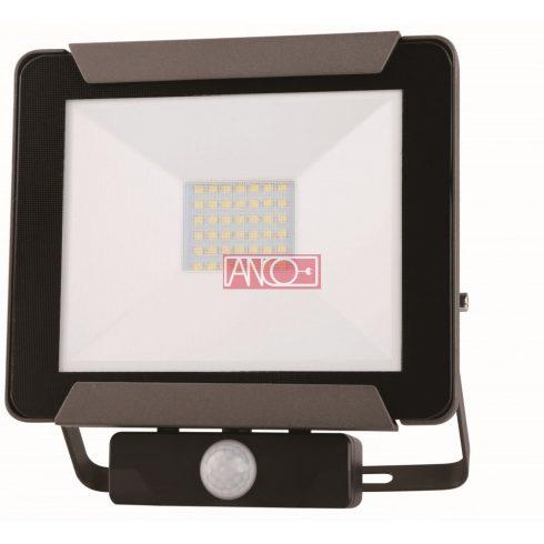 Zenith LED floodlight with PIR sensor 30W