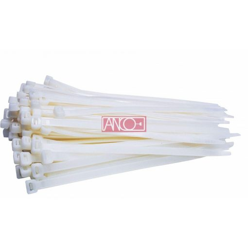 Cable ties 3.5mmx150mm, white