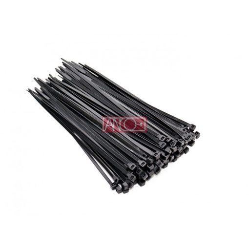 Kábelkötegelő 7.5mmx 400mm, 25 db