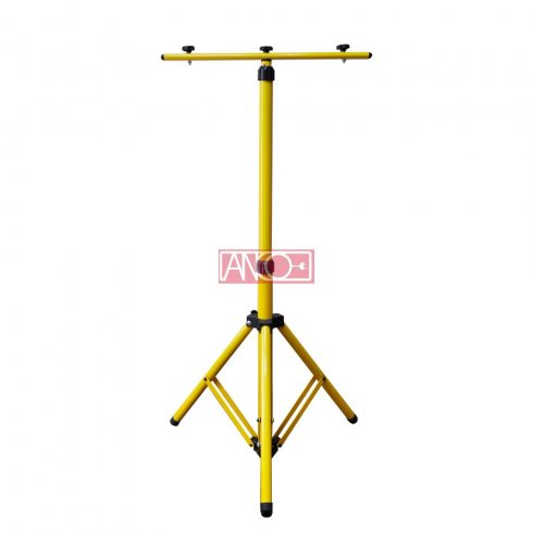 Double tripod for LED floodlights