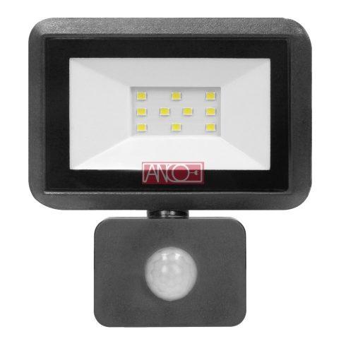 LED reflektor mozgásérzékelővel 10W